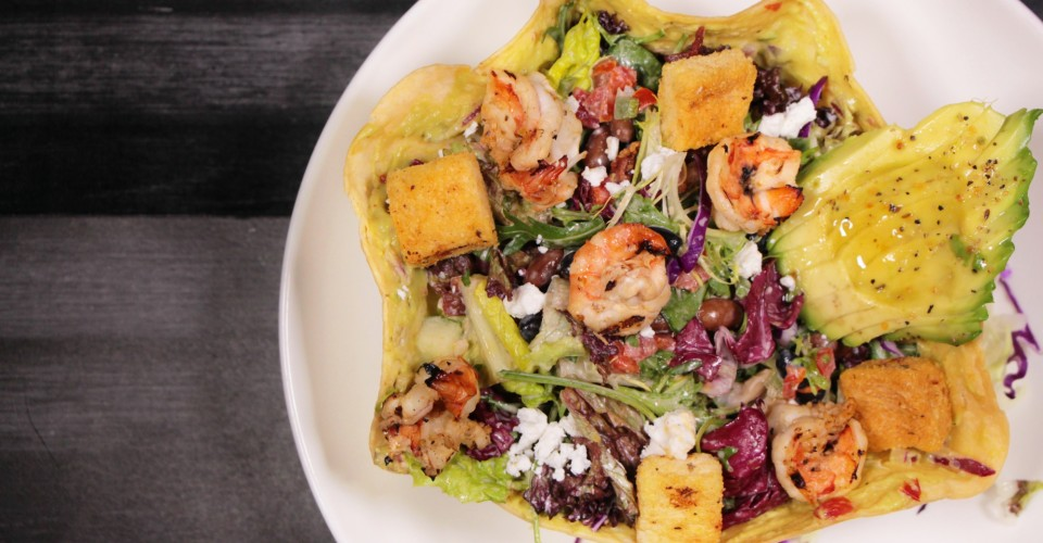 Caliente Chopped Taco Salad