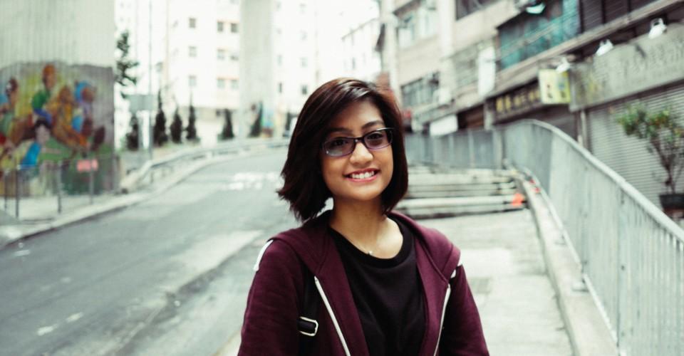Michelle Ann - Hong Kong Homies