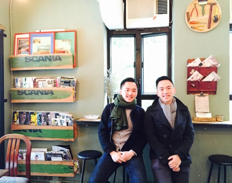 Josh and Caleb Ng of Twins Kitchen
