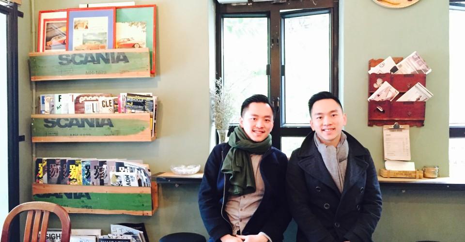 Caleb and Josh Ng
