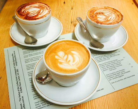5 Must-Try Cafes and Coffee Shops in Melbourne