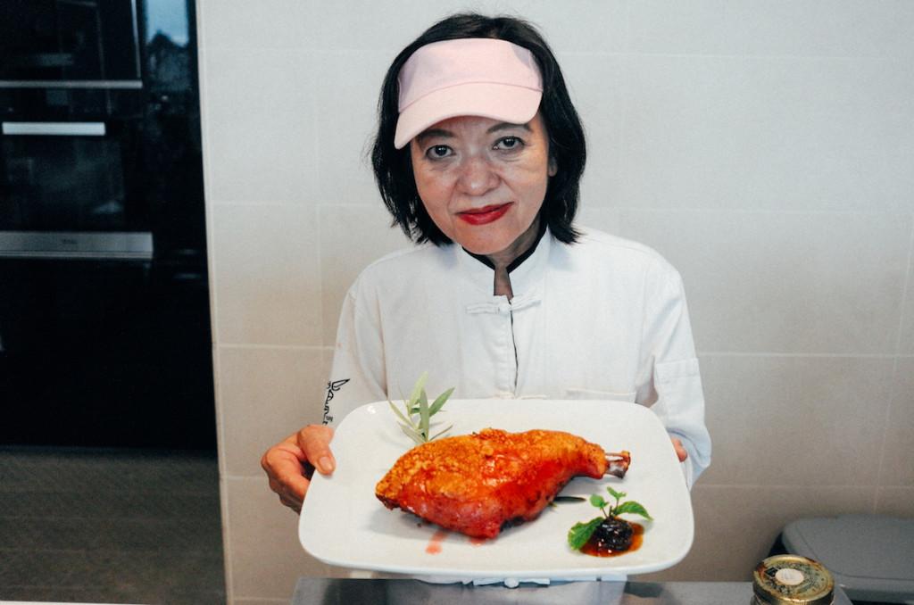 Margaret Xu. Photo: Alan Pang
