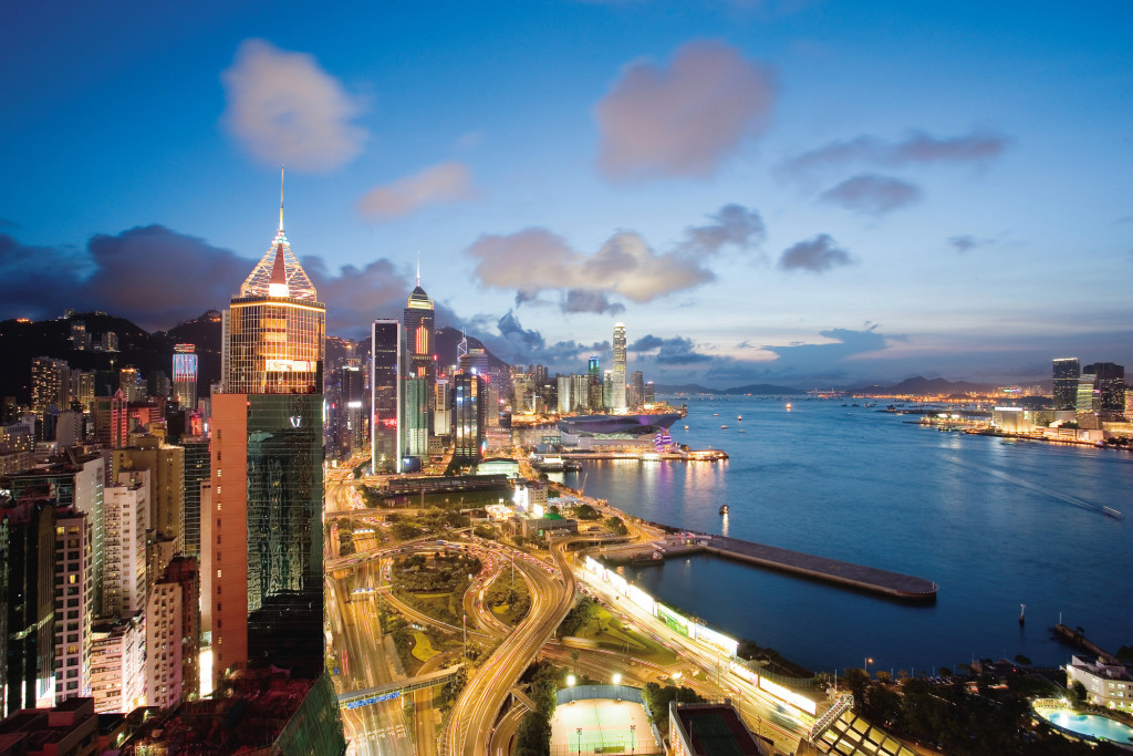 Hong Kong S Best Rooftop Bars