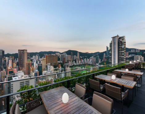 Hong Kong's Best Rooftop Bars