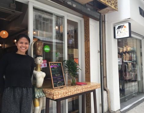 Kea Liden of Thai On High