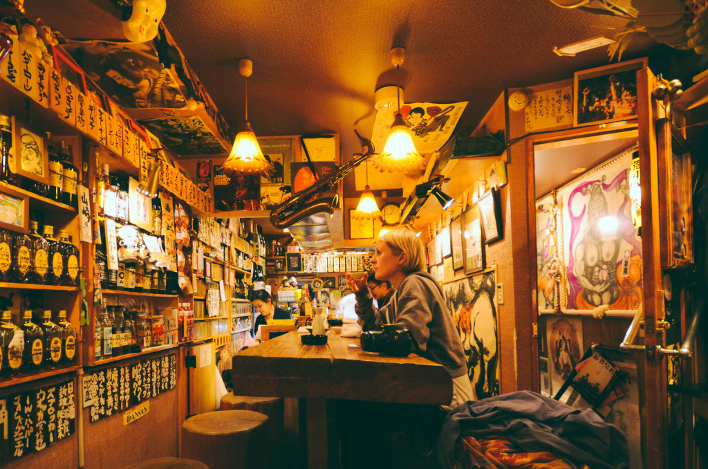 Golden Gai. Photo: Eddy Milfort/Flickr CC