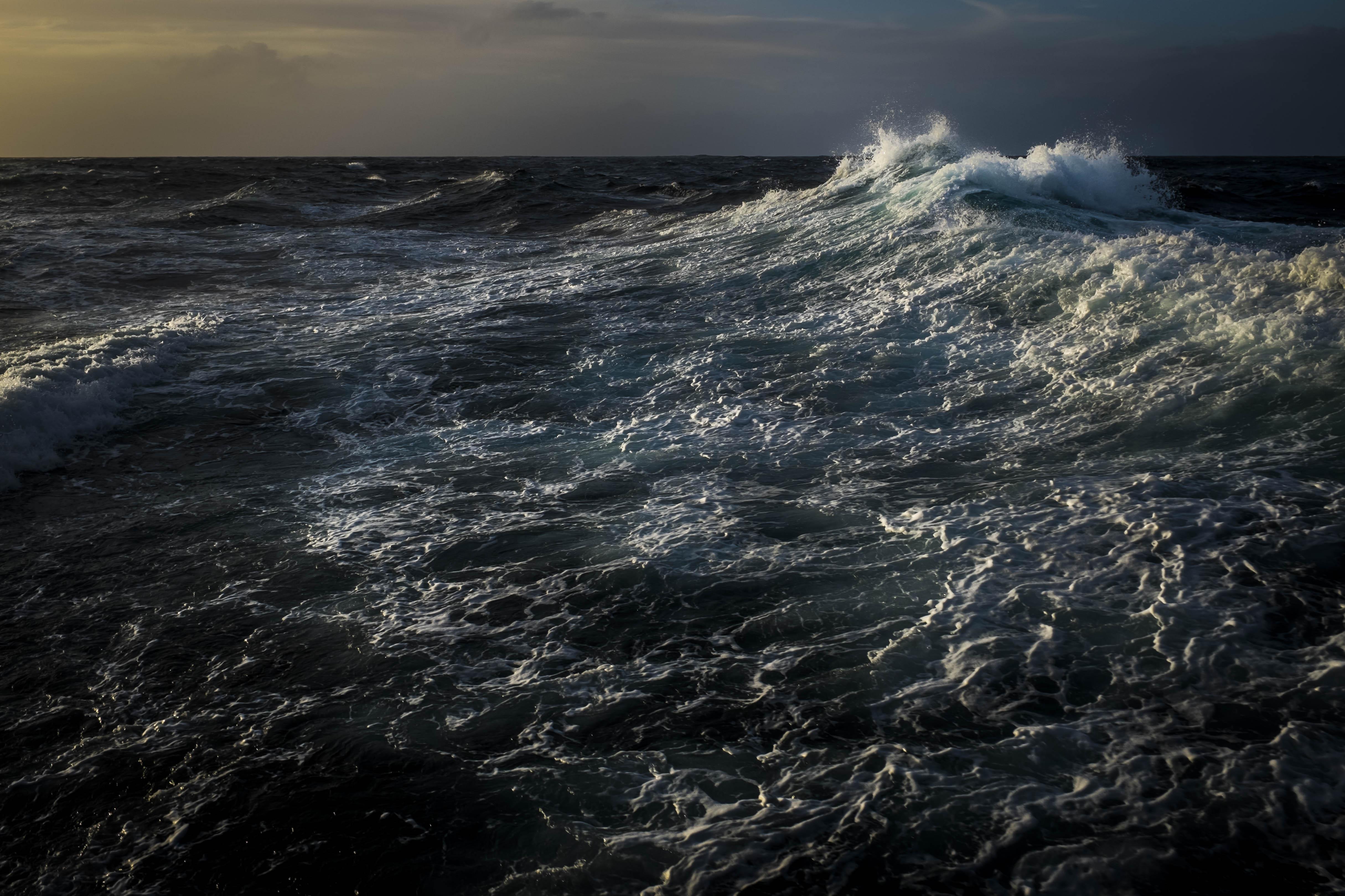 Leong Ka Tai, Over the Ocean,