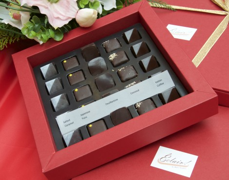 Éclair! launches a new chocolate collection