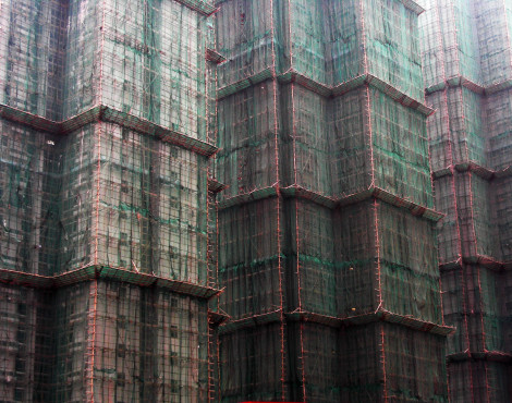 What's the Deal with Bamboo Scaffolding?