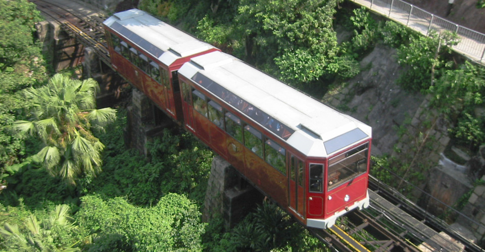 There was a time when Chinese people were not allowed on this tram.... Photo: Wikipedia