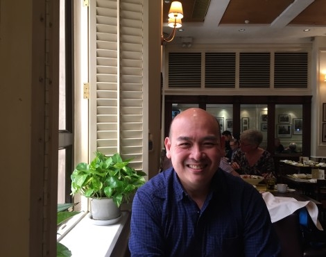 KC Koo of Gourmet KC Blog and My Studio Kitchen