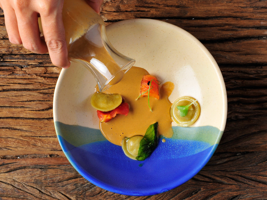 Text Kitchen x Chef Carlos Garcia Rodriguez