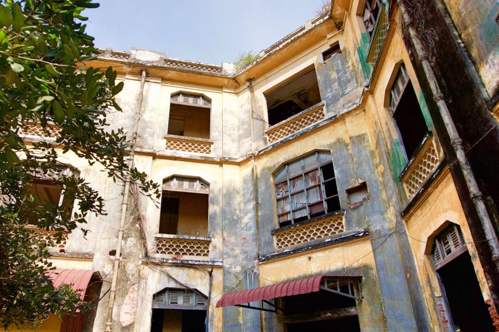 Architecture Tour Phnom Penh