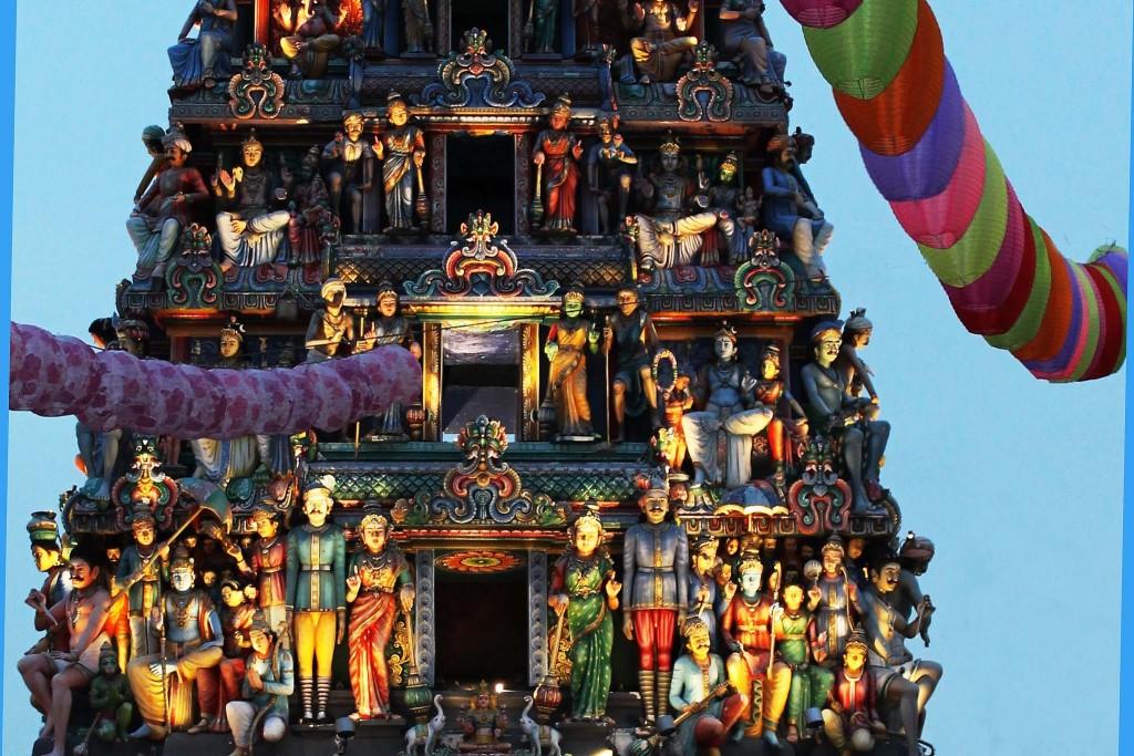Singapore Temple. Photo: Les Haines / Flickr CC