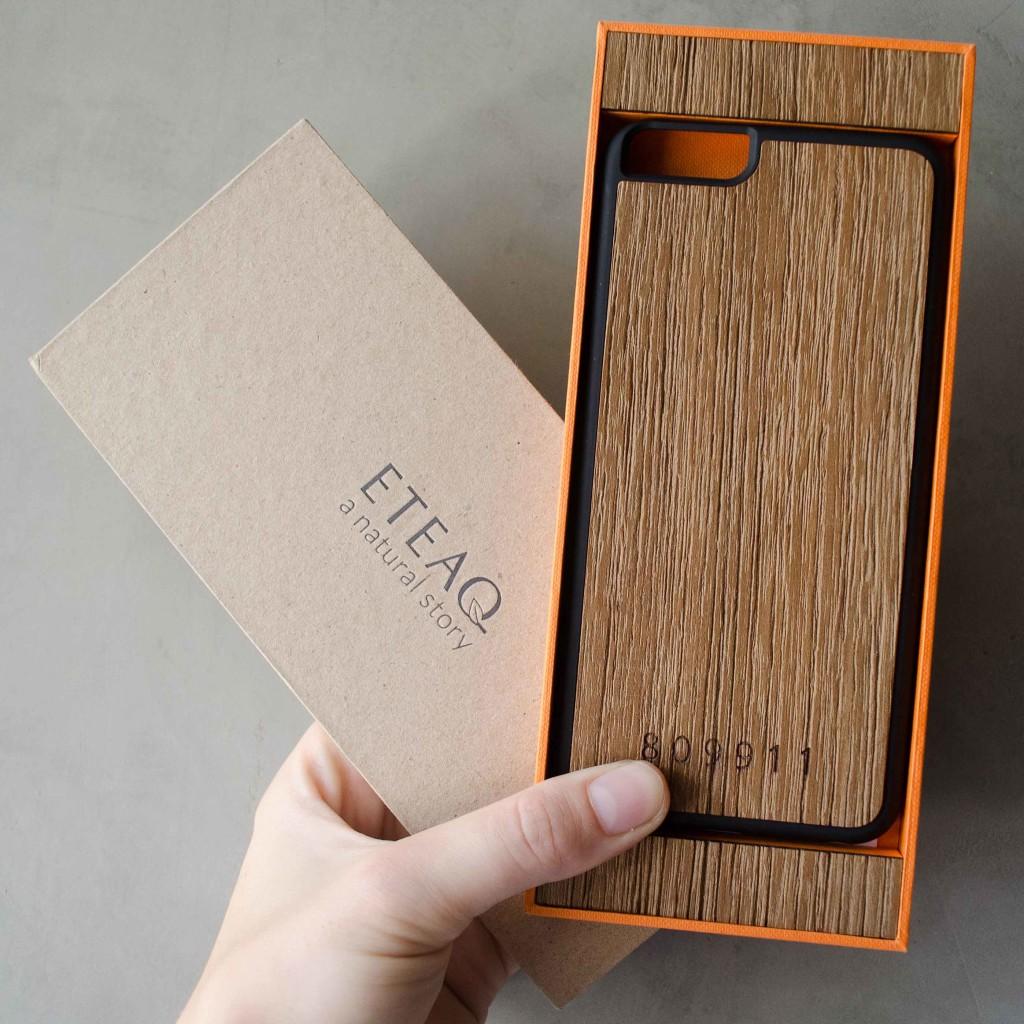 ETEAQ Phone Case