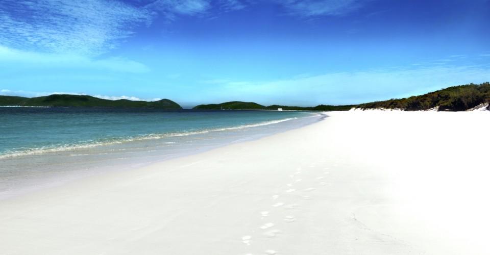 Hamilton Island. Whitehaven-Beach_Fotor