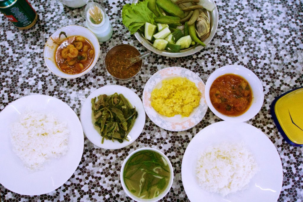 Aung Thuka, Yangon