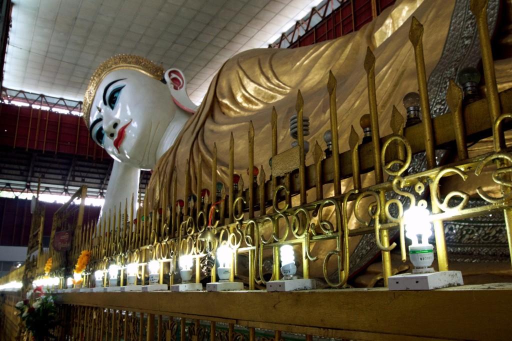 Chauk Hyat Gyi Pagoda, Yangon