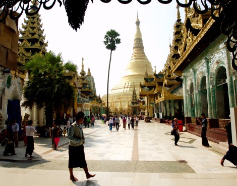 9 Things to Do in Yangon