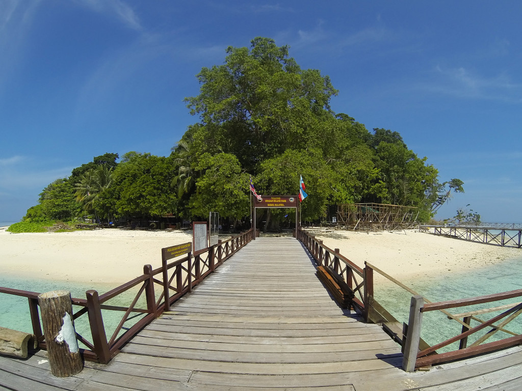 Sipidan Island, Malaysia. Photo: Sipidan Benjamin Hollis/Flickr CC