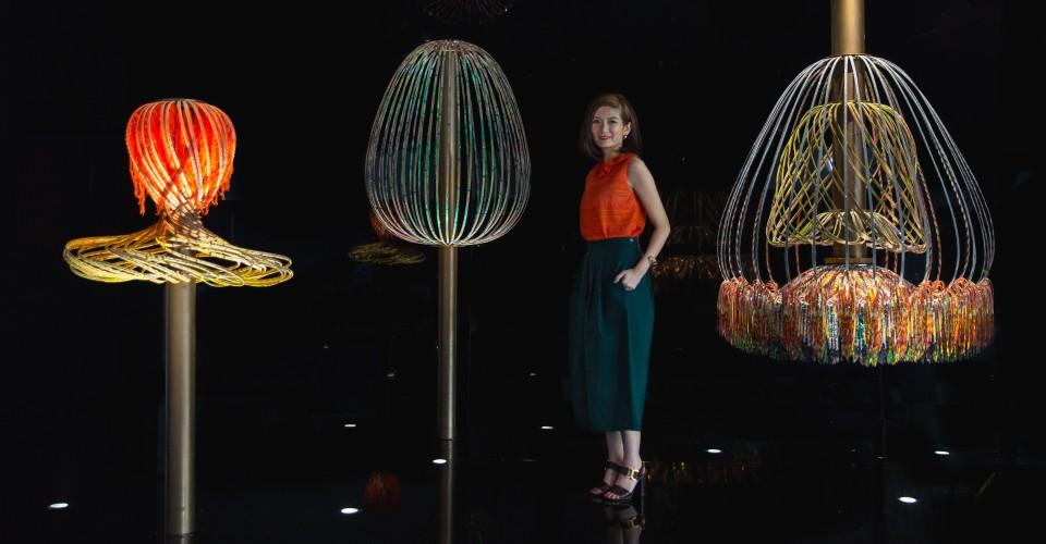 Sundew x Elaine Yan Ling Ng at Art Central