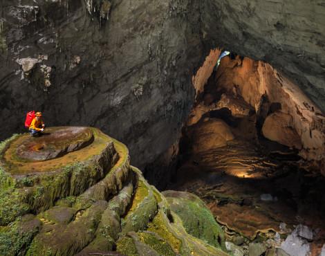 Explore Son Doong Cave in Vietnam