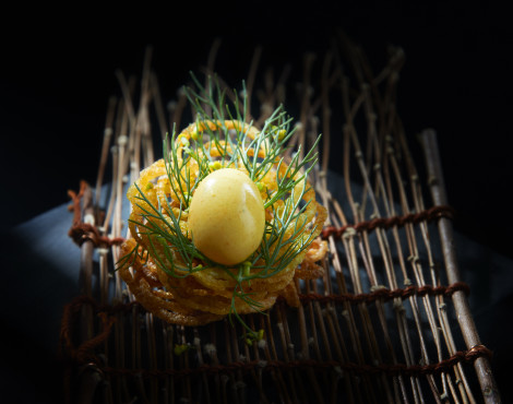 Eat Innovative Indian at Gaggan