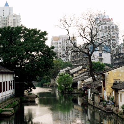 See the Canals of Ancient Shaoxing