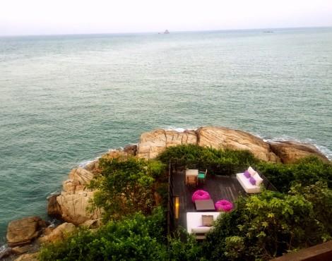 Eat on The Rocks in Koh Samui