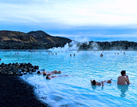 Bathe in the Healing Waters of the Blue Lagoon