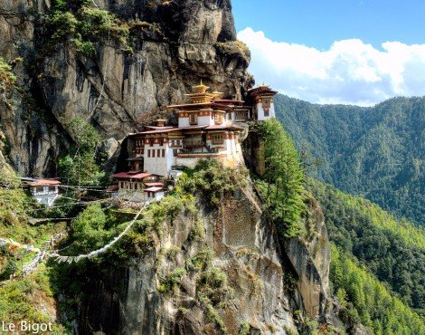 Fall in Love with Bhutan