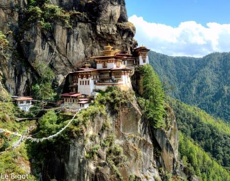 Fall in Love with Bhutan