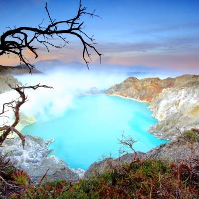 Climb Indonesia's Magical Ijen Crater