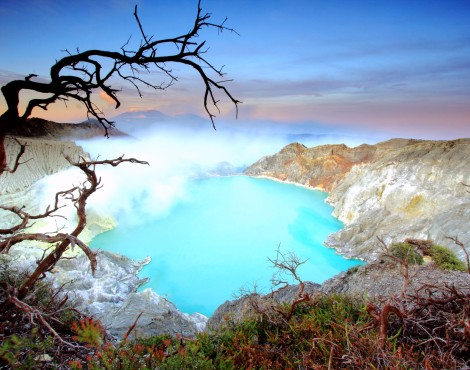 Climb Indonesia's Magical Ijen Crater