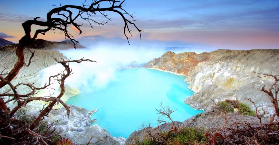 Ijen Crater, Indonesia