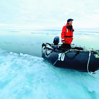 Sail the Mysterious Northwest Passage