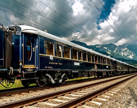 Return to the Golden Age of Train Travel
