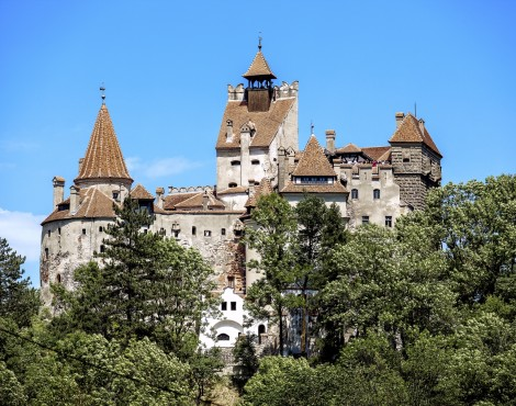 Trace Dracula's Footsteps in Romania