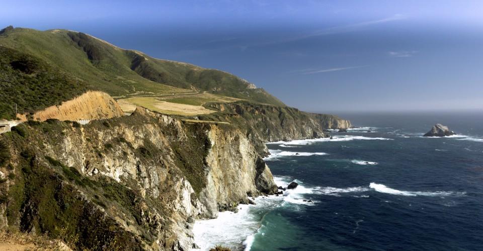 Big Sur, California. Photo: Henrique Pinto/Flickr cc
