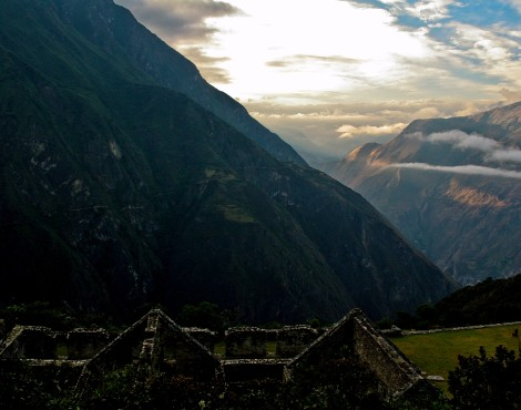 Conquer Choquequirao in Peru