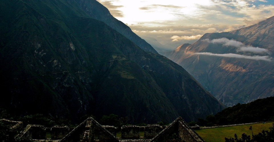 Choquequirao, Peru. Danielle Pereira/Flickr
