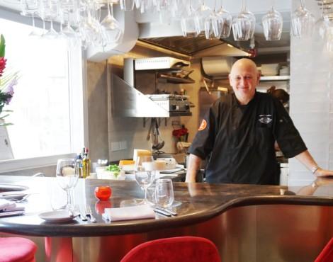 Patrick Goubier of Chez Patrick and La Table de Patrick