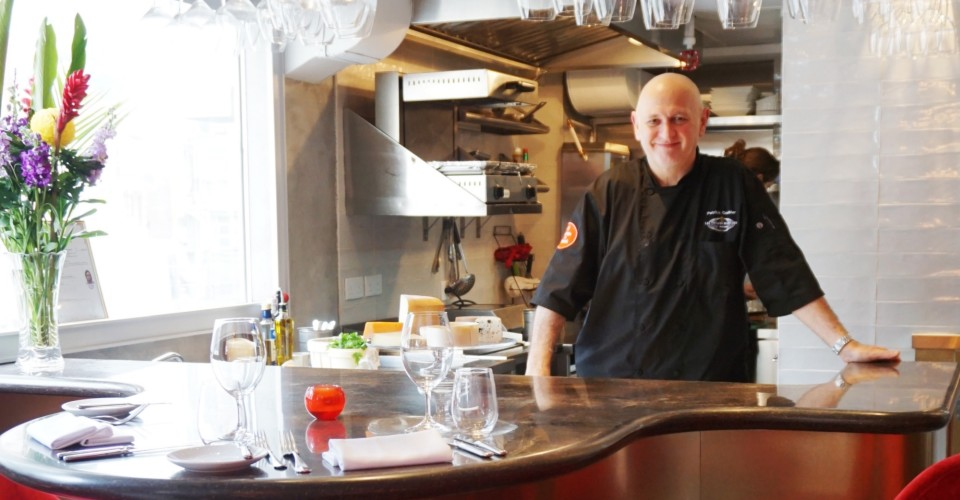 Chef Patrick Goubier of Chez Patrick, La Table de Patrick