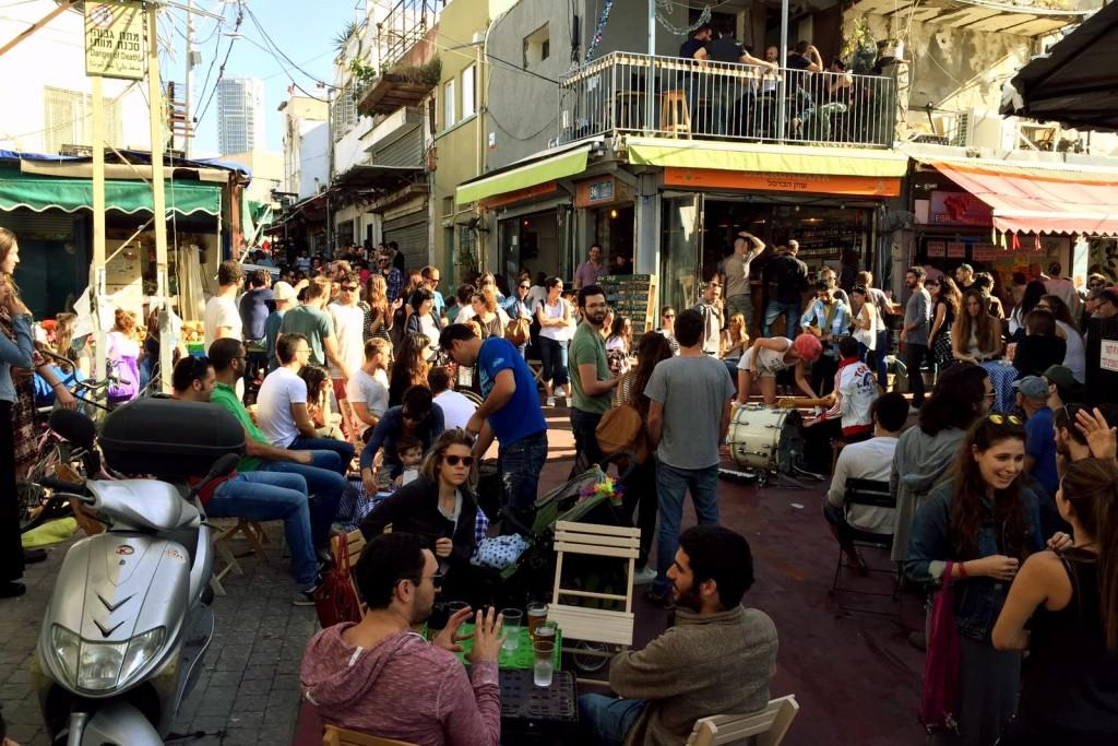 Beer Bazaar, Tel Aviv