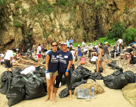 Hong Kong Cleanup on the City's Plastic Problem