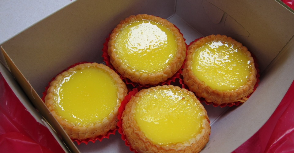 When you go to a CCT and find fresh-out-of-the-oven egg tarts. Photo: Yun Huang Yong/Flickr