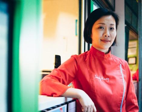 Sandy Keung of Good BBQ and TABLE