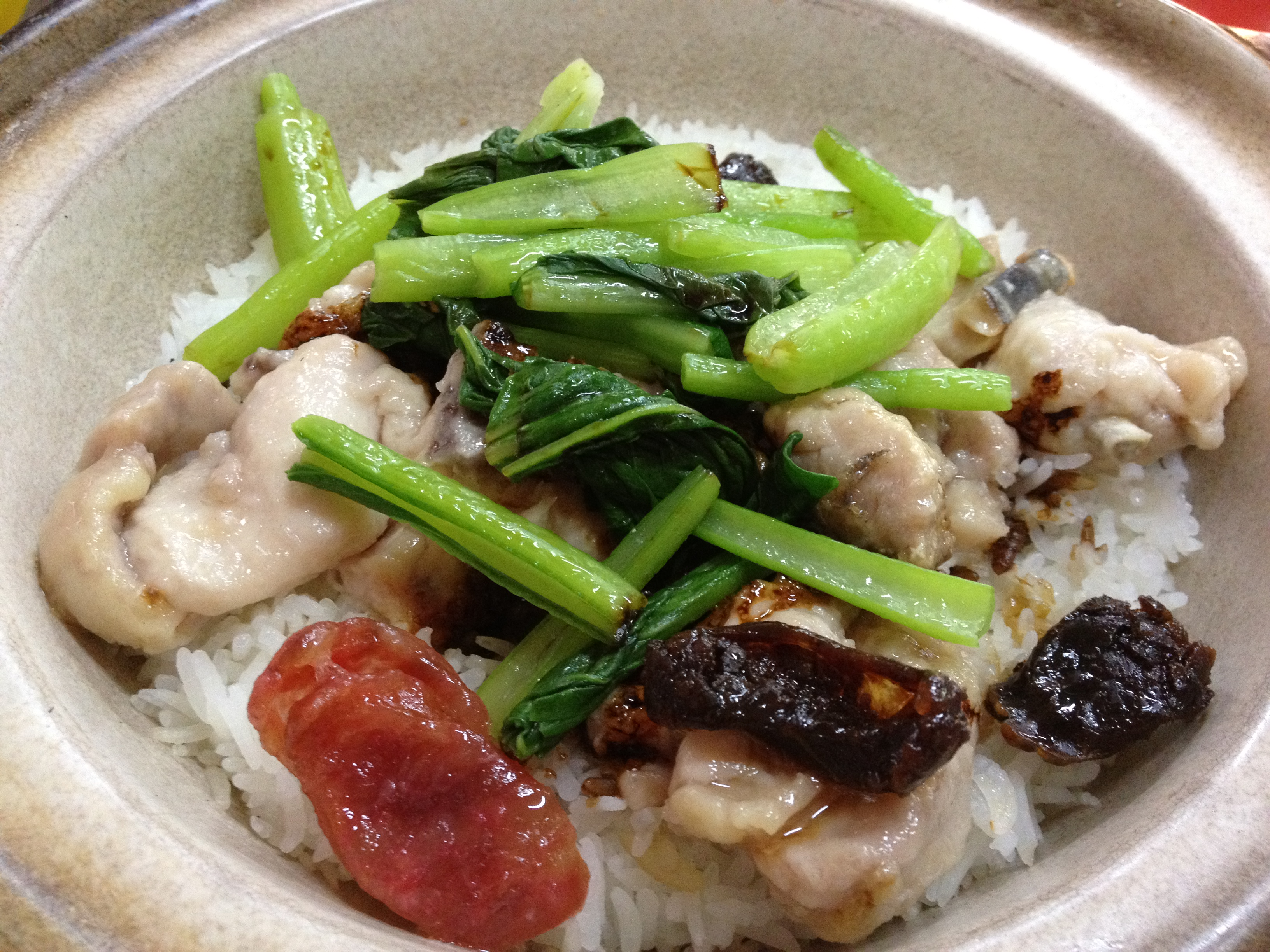 Some claypot rice to get you through the night. Photo: Wikipedia