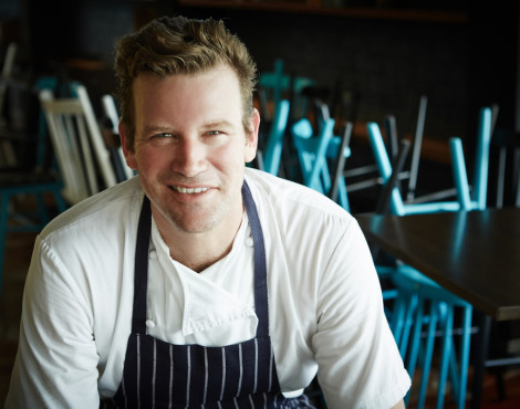 Aussie celeb chef Ben O'Donoghue touches down at WHISK
