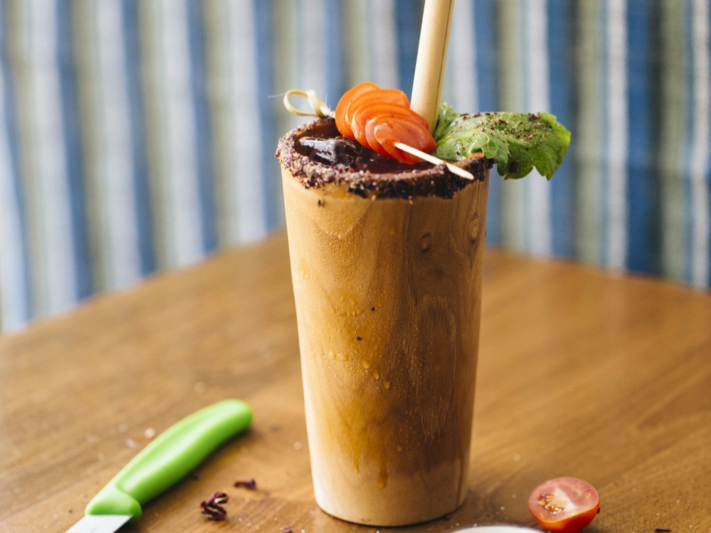 Potato Head Bloody Mary